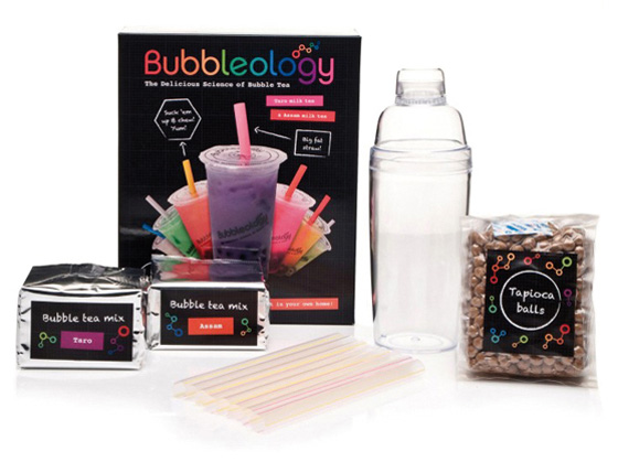 Bubbleology Kit Box